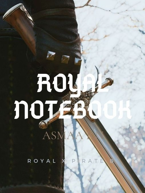 ROYAL NOTEBOOK | ROYAL X PIRATE BL