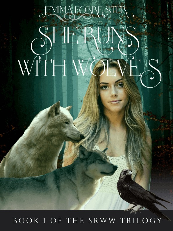 She Runs with Wolves