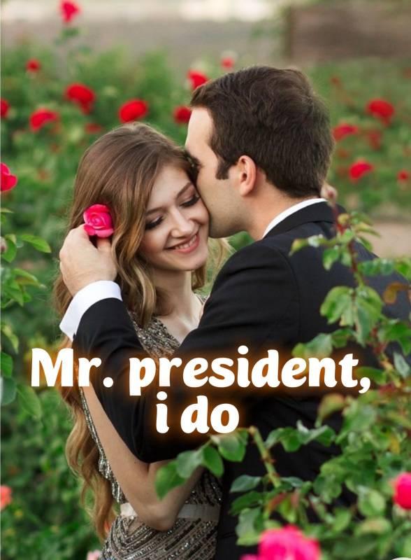 Mr. president, I do