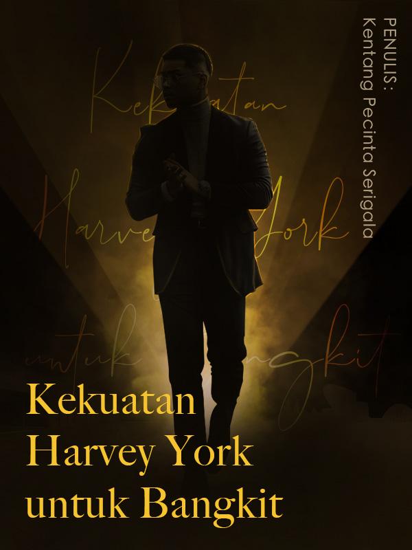 Kekuatan Harvey York untuk Bangkit