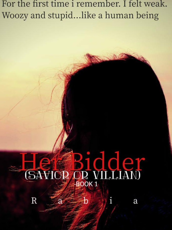 Her Bidder (Savior or Villain) Book-I