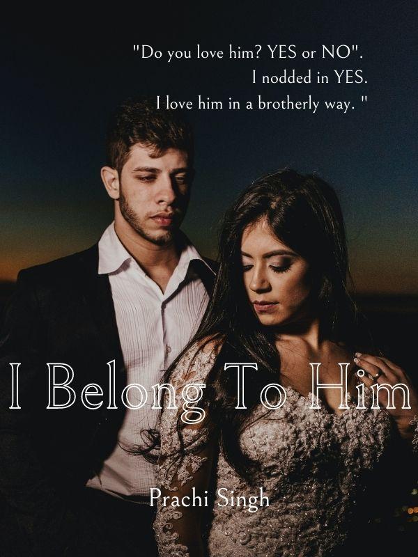 I Belong to Him (Book 2)