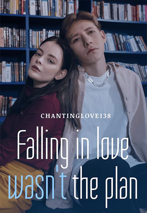 Falling in love wasn't the plan