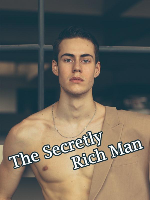 The Secretly Rich Man